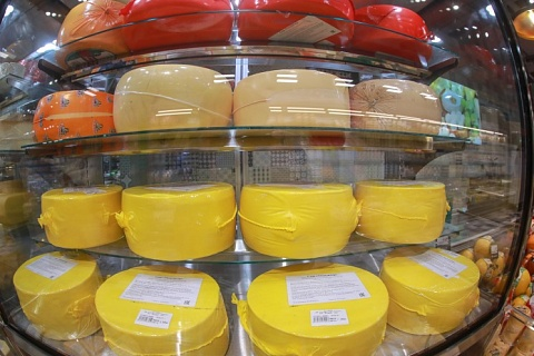 К 2022 году выпуск сыров может увеличиться на 40%