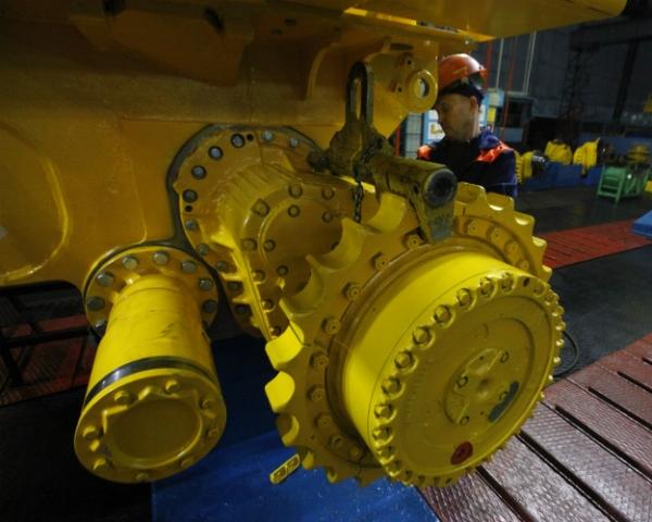ЧТЗ строит новый конвейер наместе сборки танков