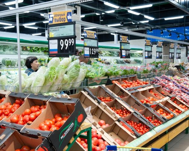 Овощи заметно подешевеют нераньше сентября