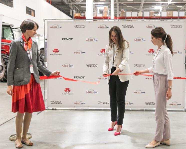 Новость партнера. AGCO-RM открывает многофункциональный логистический центр