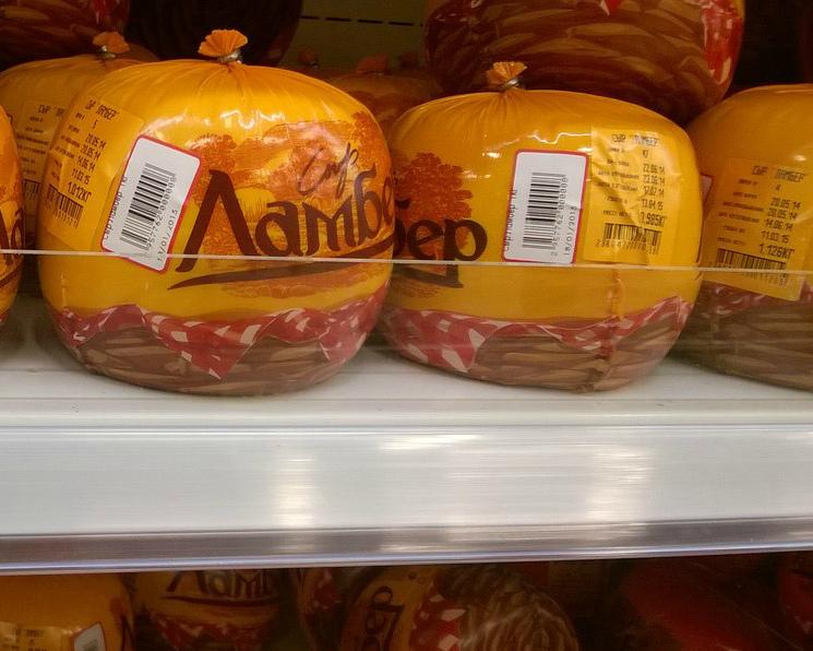 Россельхознадзор ограничил вывоз сыра «Ламбер»