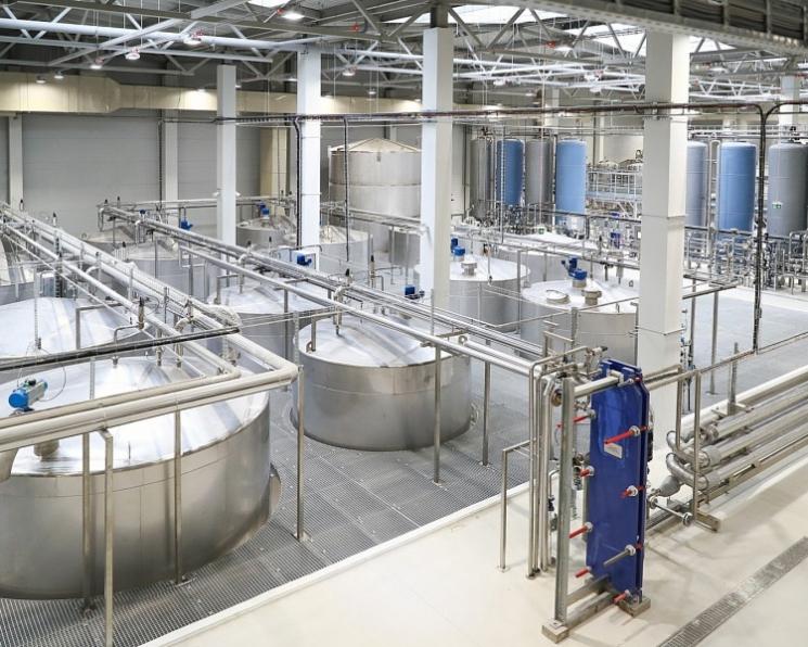 Завод «НьюБио» по переработке кукурузы готов к запуску