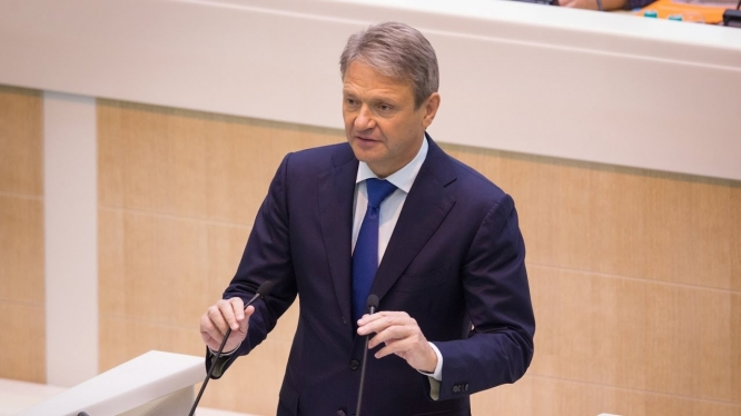 Александр Ткачев, Минсельхоз: «Зерновые интервенции— отчасти вредный механизм»