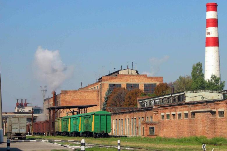 №2— «Добринский сахарный завод»