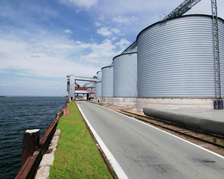 Экспорт зерна вдекабре может достигнуть 5,3 млн тонн