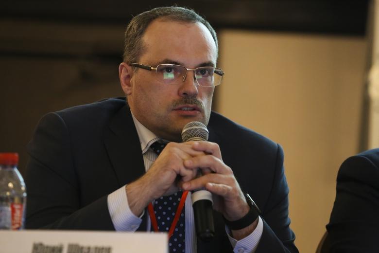 Юрий Швалев, управляющий, Глазовский ККЗ (Комос групп)