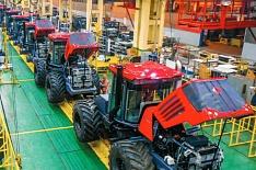Производство тракторов «Кировец» в 2018 году вырастет на 20%