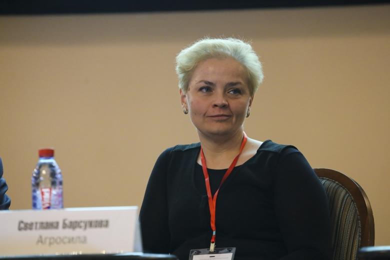 Светлана Барсукова, генеральный директор, Агросила