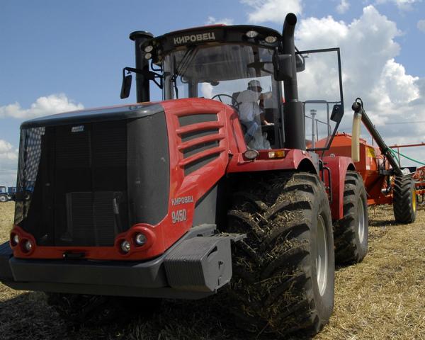 Производство сельхозтехники вРоссии заполгода выросло на58%