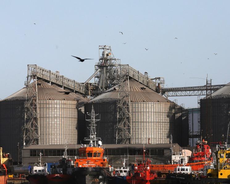 ВТБ завладеет НЗТ. Стоимость сделки по покупке зернового терминала банком оценивается в 25-30 млрд рублей