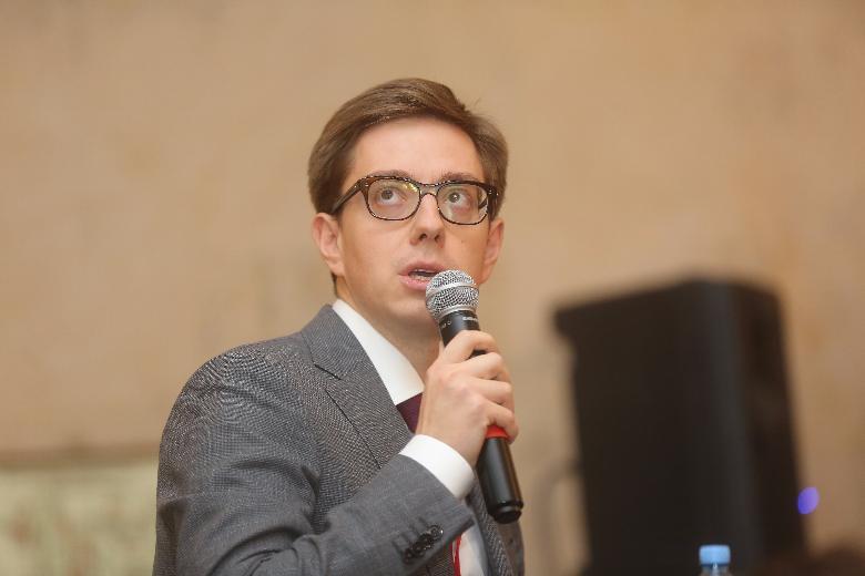 Никита Гордеев, Председатель совета директоров, «Ока агро»