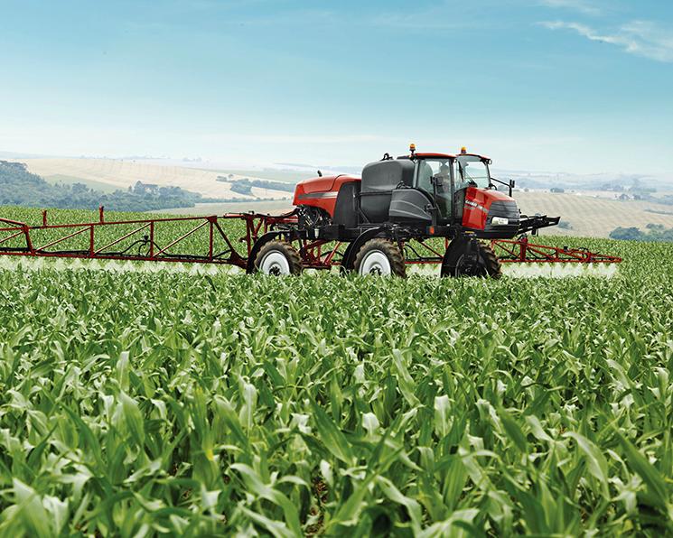 CASE IH PATRIOT: Отзывы сельхозпроизводителей об этой модели