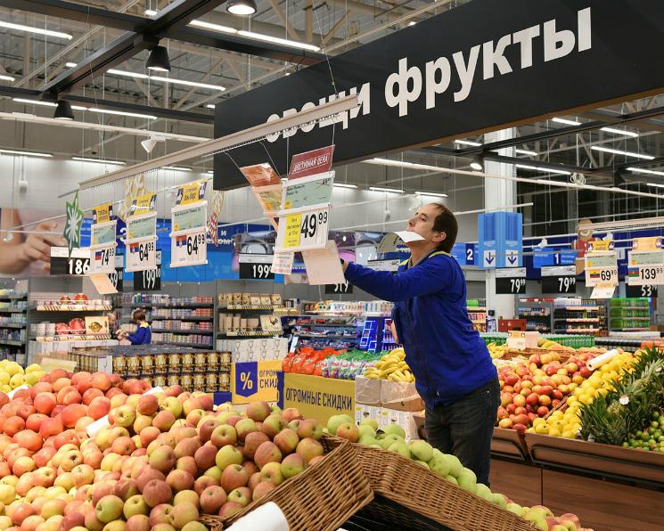ФАС иМинэкономразвития видят риски взапрете возврата продуктов ритейлерами