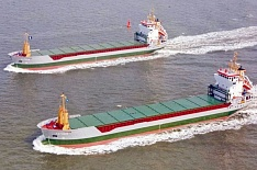 Экспорт зерна продолжает замедляться