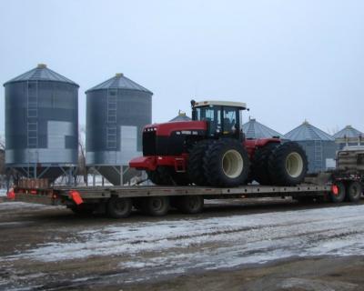 Рынок тракторов сократился почти на40%