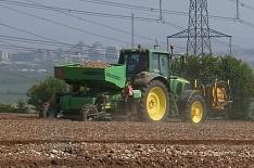 Аграрии южных регионов начали сажать картофель