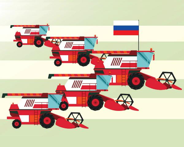 Лицом к отечественному: перспективы развития российского сельхозмашиностроения