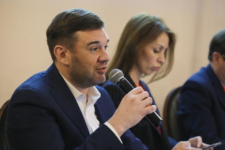 Андрей Даниленко, председатель правления, ассоциация Союзмолоко