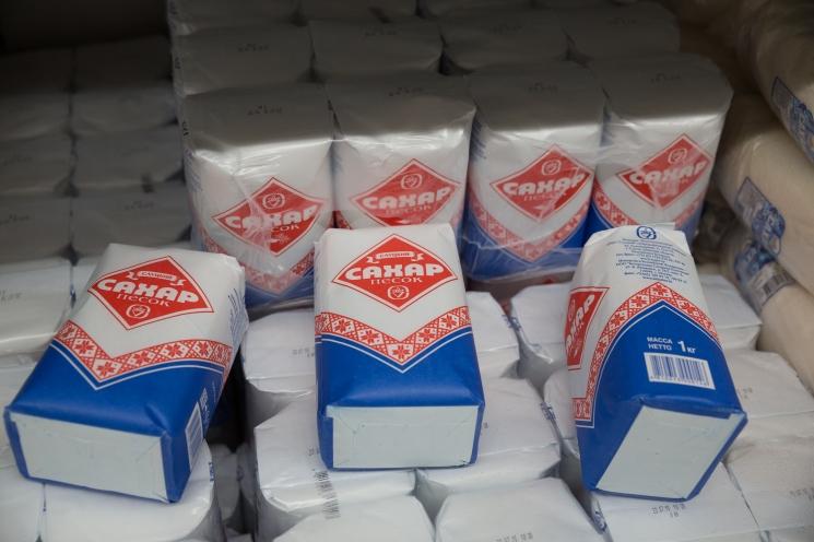 Россия произвела первый миллион тонн сахара