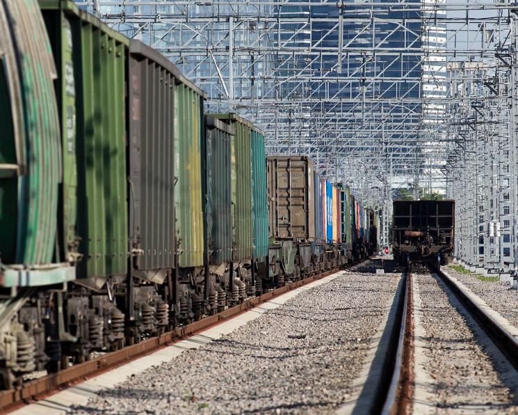 РЖД хотят создать вСибири центр покоординации перевозок зерна