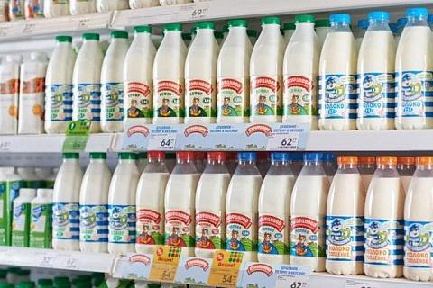 Минпромторг предлагает продлить эксперимент по маркировке молочной продукции