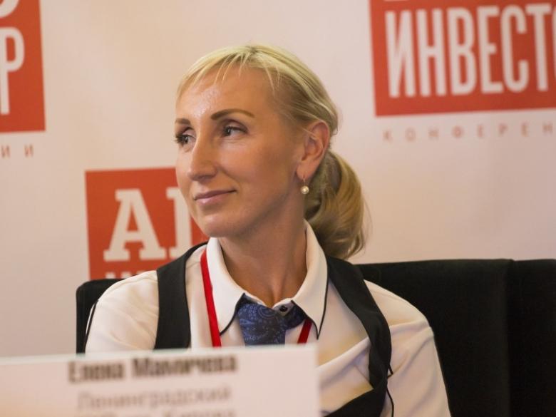 Елена Мамичева, административный директор, Ленинградский КХП им.Кирова