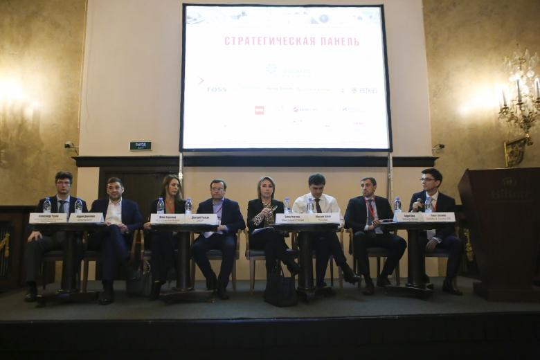 Стратегическая панель. «Текущие и будущие драйверы роста АПК и конкурентоспособности отрасли на глобальных рынках продовольствия»