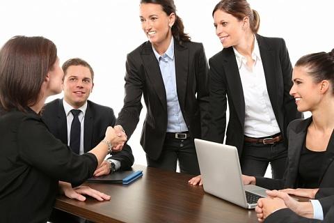 Российские топ-менеджеры мужчины против гендерного квотирования в компаниях