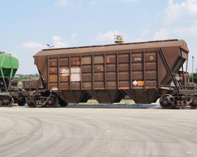 Правительство ввело квоту на экспорт зерна