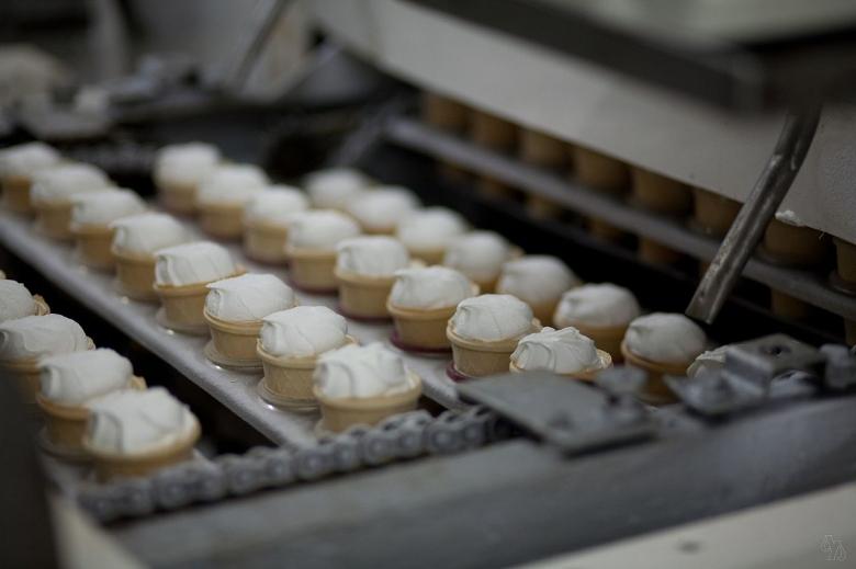 Продажи мороженого, икры и меда активно увеличиваются