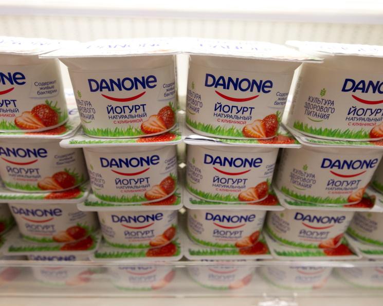 Danone отказалась от эксперимента по маркировке
