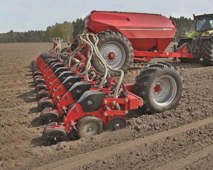Актуальная техника. Обзор инновационных разработок для посева и почвообработки