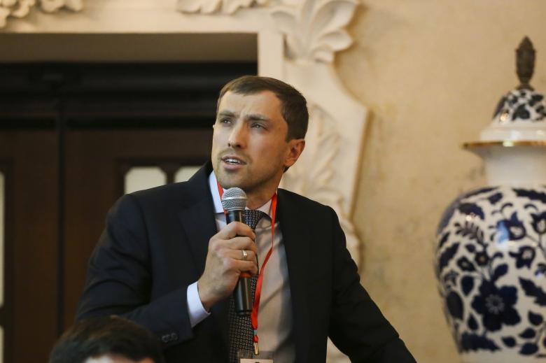Приветствие генерального партнера: Андрей Вовк, генеральный директор, «Фосагро-Регион»
