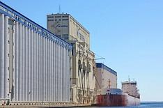Аграрии увеличивают собственный экспорт зерна