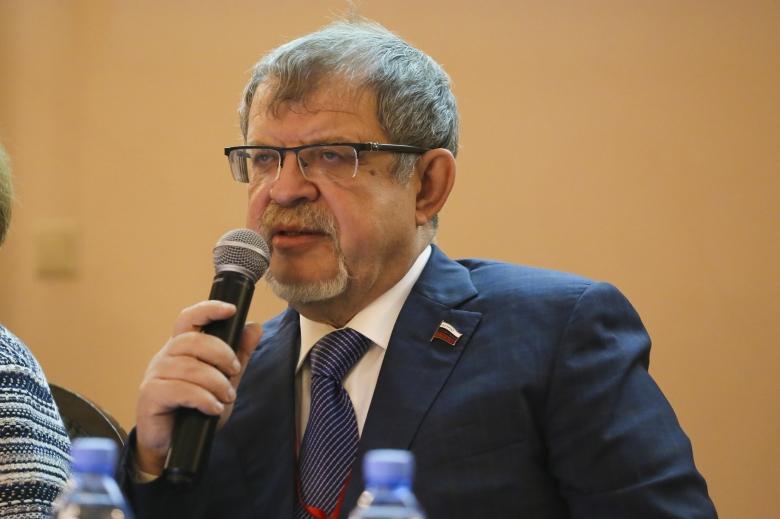 Аркадий Пономарев, депутат Государственной Думы России (Комитет по аграрным вопросам), основатель агрохолдинга «Молвест»
