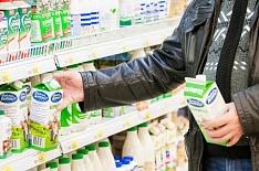 Последние пять лет продажи молочной продукции остаются на одном уровне