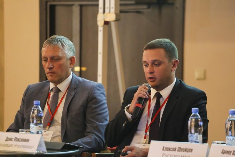 Денис Максимкин, заместитель директора, ассоциация «Росспецмаш»