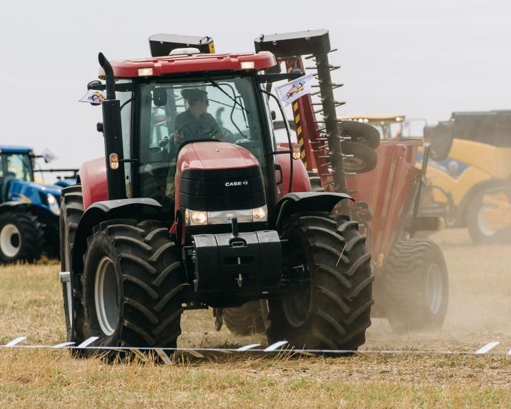 Новость партнера. «Агро Ралли» CNH Industrial прошли в двух регионах России