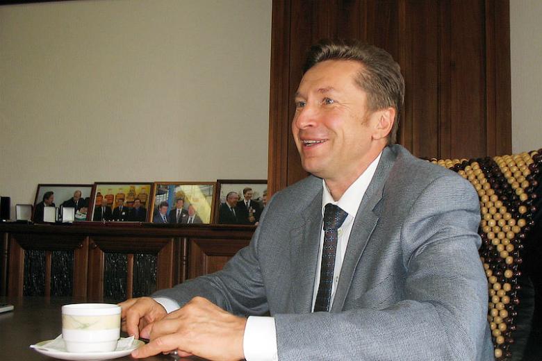 Сергей Кислов потерял 16 позиций