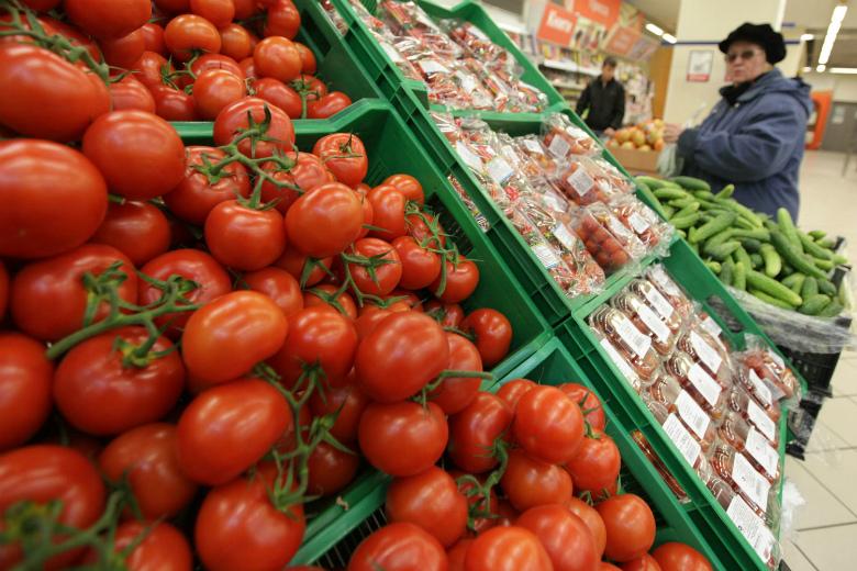 Врационе нехватает овощей