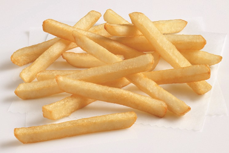 «Белая дача» запустила завод попроизводству картофеля фри