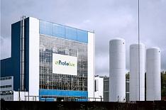 В Ленинградской области выпущена первая партия протеина из природного газа