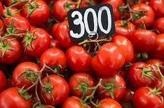 ЦБ назвал томаты и огурцы главной угрозой для инфляции