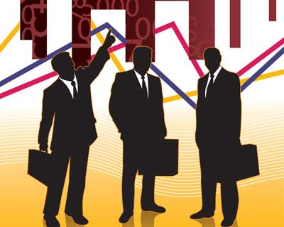 Лидеры отстают от рынка