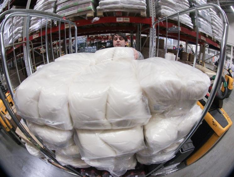 Производство сахара в сентябре установило рекорд