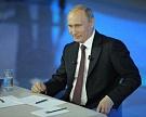 В России соберут 97 млн тонн зерна, уверен Путин