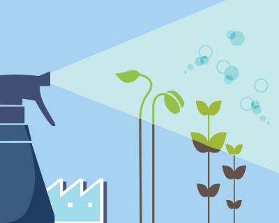 В 2015 году рынок химических средств защиты растений может сократиться на 17%