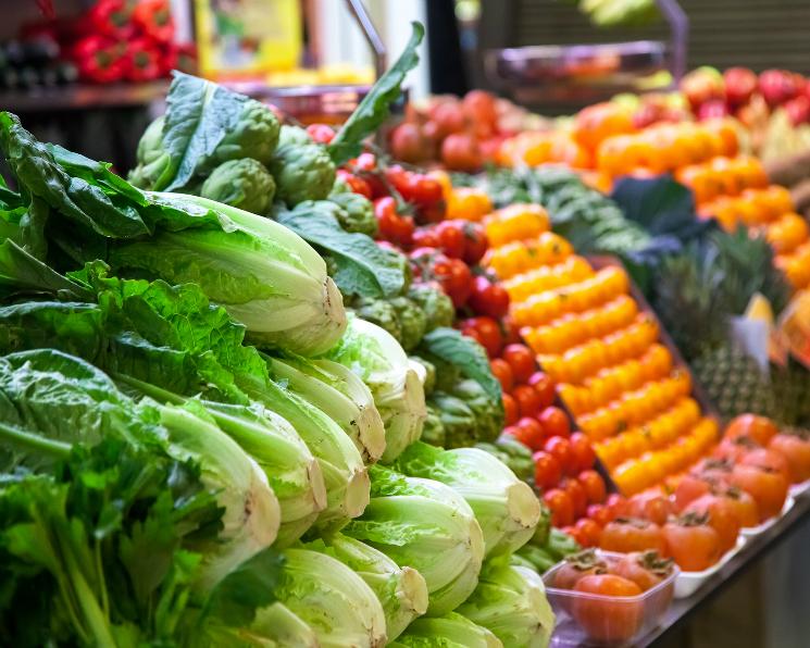 Впервом квартале импорт продовольствия достиг $6 млрд