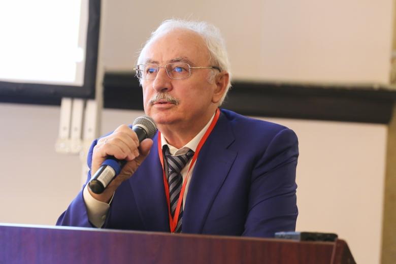 Приветствие генерального партнера: Салис Каракотов, генеральный директор, «Щелково Агрохим»