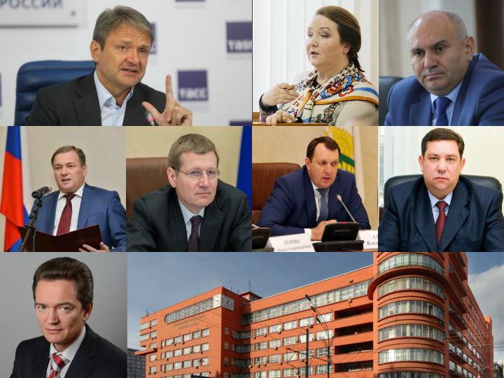 Команда Ткачева: Кого привел вМинсельхоз экс-губернатор Краснодарского края